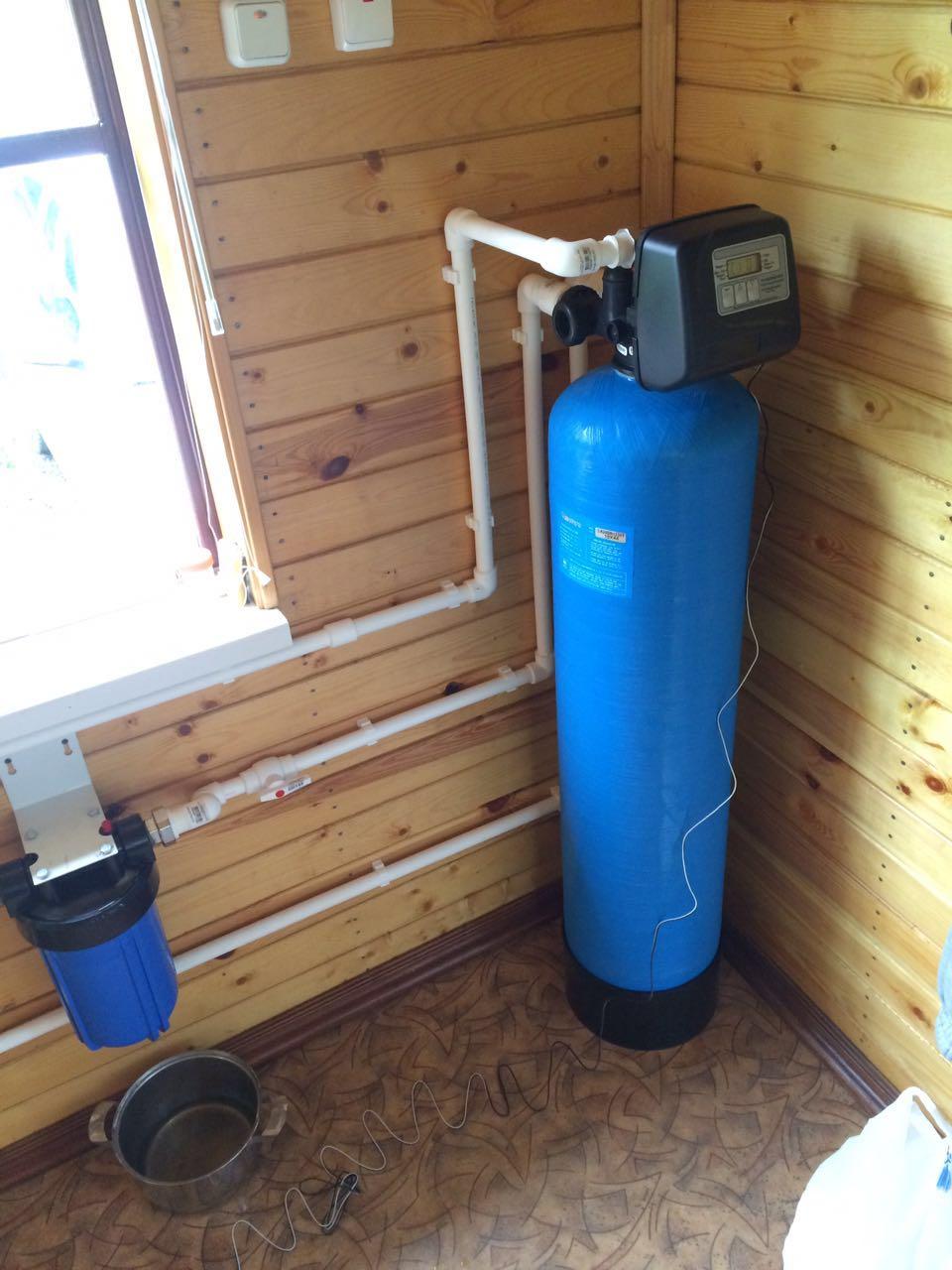 Вибираем фильтр для очистки воды на даче 34