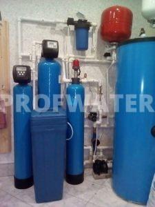 фильтр воды для частного дома