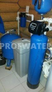 Фильтр для очистки воды от железа