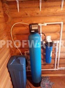 Фильтр от железа в воде