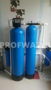 Фильтр воды для частного дома в Истре