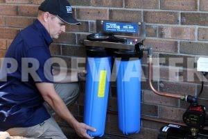 Выбираем проточный фильтр для воды
