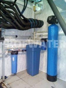 Станция очистки воды для дома
