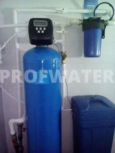 умягчение воды фильтры