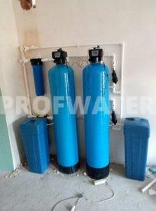 обезжелезиватель для воды