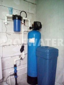 Фильтр для очистки воды от железа на даче