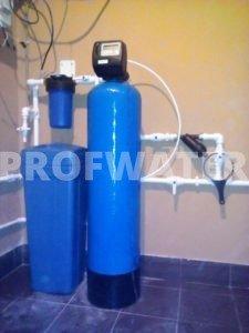 станция обезжелезивания воды из скважины