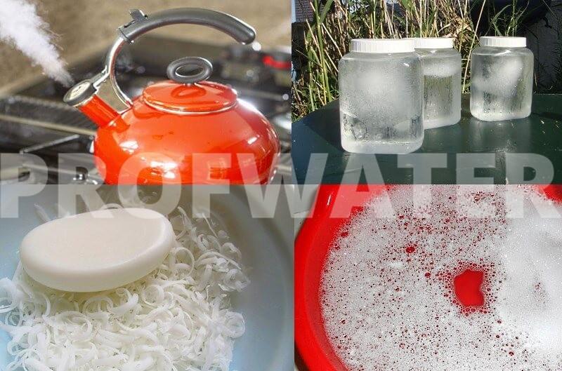 Фильтры для жесткой воды из скважины в частные дома, коттеджи