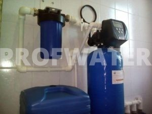 фильтр для воды от железа купить