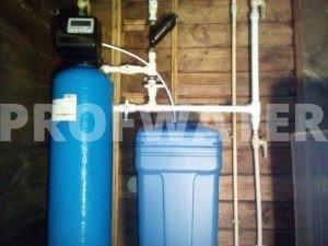 Системы очистки воды для частного дома