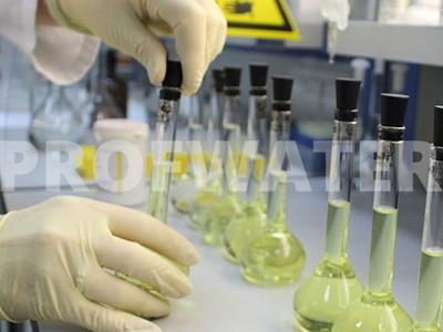 Анализ воды из артезианских скважин