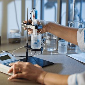 Анализ водопроводной хлорированной воды
