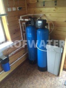Обезжелезивающие фильтры воды из скважин - особенности очищающих устройств